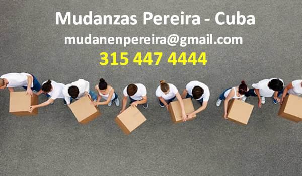 Mudanzas Pereira - Cuba