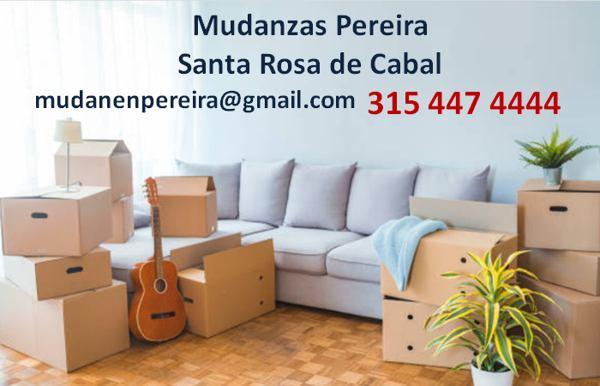 Mudanzas Pereira Santa Rosa de Cabal
